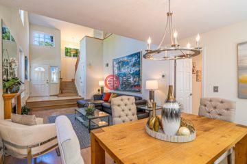 居外网在售美国3卧2卫最近整修过的房产总占地305平方米USD 1,248,000