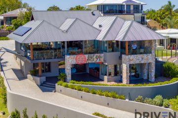 居外网在售澳大利亚4卧3卫特别设计建筑的房产总占地902平方米