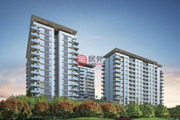 居外网在售阿联酋2卧2卫新开发的房产总占地101平方米AED 1,456,921