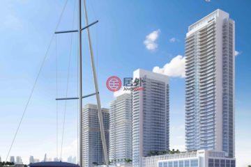 居外网在售阿联酋迪拜2卧2卫的房产总占地106平方米AED 2,420,888