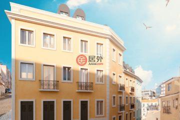 居外网在售葡萄牙1卧1卫历史建筑改造的房产总占地750平方米EUR 200,000
