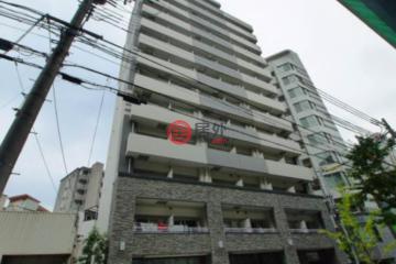居外网在售日本大阪市1卧1卫的房产总占地200平方米JPY 13,700,000