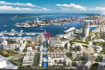 居外网在售阿联酋迪拜1卧1卫的房产总占地76平方米AED 1,000,000