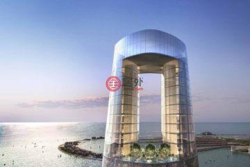 居外网在售阿联酋迪拜总占地36平方米的酒店