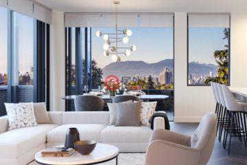 居外网在售加拿大2卧2卫新房的房产总占地65平方米CAD 988,900