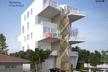 美国房产房价_佛罗里达州房产房价_迈阿密海滩房产房价_居外网在售美国迈阿密海滩3卧3卫特别设计建筑的房产总占地523平方米USD 990,000