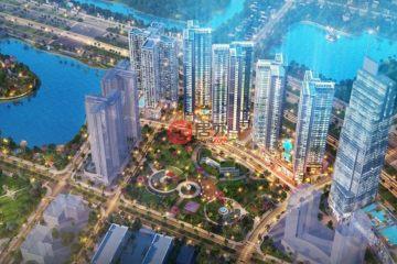 居外網在售越南2臥1衛新開發的房產總占地200000平方米USD 164,000