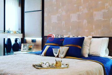 居外网在售土耳其Esenyurt1卧1卫的房产总占地72平方米TRY 336,000