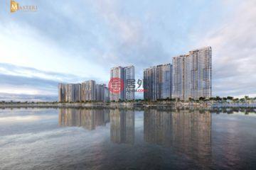 居外网在售越南2卧2卫新开发的房产总占地70783平方米VND 3,900,000,000