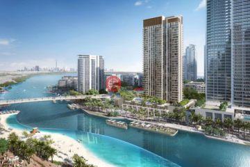 居外网在售阿联酋1卧2卫特别设计建筑的房产总占地10000平方米AED 1,040,000