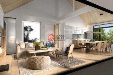 居外网在售日本2卧2卫新房的房产总占地178平方米USD 1,173,170