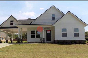居外网在售美国莱克城3卧2卫的房产总占地128平方米USD 217,408