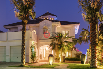 居外网在售阿联酋迪拜4卧5卫的房产总占地622平方米AED 18,000,000