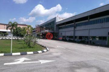 居外网在售马来西亚塞任达总占地15329平方米的商业地产
