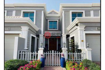 居外网在售阿联酋4卧5卫新房的房产总占地334平方米AED 3,400,000