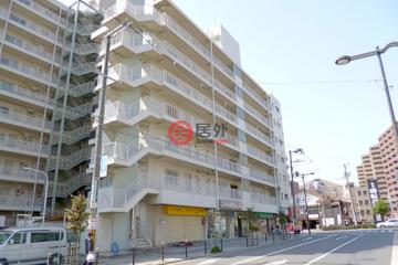 居外网在售日本Osaka的房产总占地47平方米JPY 12,500,000