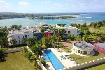 居外网在售瓦努阿图维拉港4卧4卫的房产总占地1000平方米VUV 190,000,000