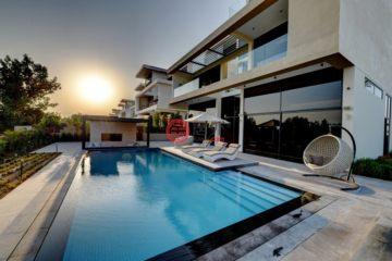 居外网在售阿联酋迪拜Jumeirah Golf Estates的房产总占地1534平方米AED 23,600,000