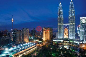 居外网在售马来西亚Kuala Lumpur3卧2卫的房产总占地4645平方米MYR 850,000