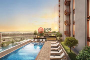 居外网在售阿联酋1卧新开发的房产总占地44平方米AED 580,000