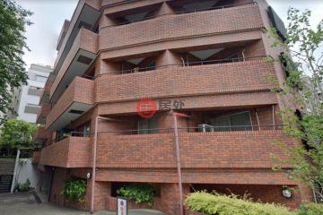 居外网在售日本Shibuya-ku的房产总占地57平方米JPY 69,800,000