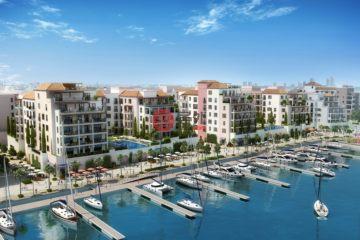 居外网在售阿联酋1卧1卫新房的房产总占地101平方米USD 376,038