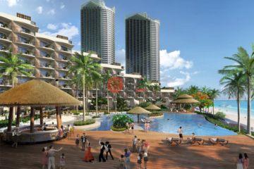 居外网在售马来西亚2卧2卫新房的新建房产总占地74平方米MYR 750,000起