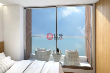 居外網在售日本1臥新房的房產總占地28平方米JPY 41,077,600