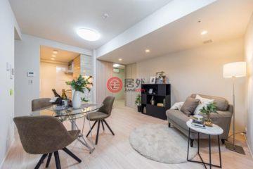 居外网在售日本Tokyo2卧1卫的房产总占地10平方米JPY 122,000,000