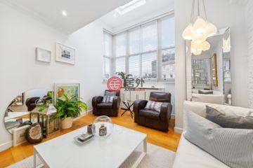 居外网在售英国3卧2卫曾经整修过的联排别墅总占地107平方米GBP 2,250,000