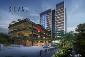 居外网在售新加坡新开发的新建房产总占地3710平方米SGD 3,400,000起