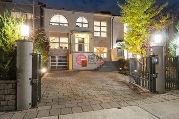 居外网在售加拿大3卧4卫曾经整修过的房产总占地239平方米CAD 3,600,000