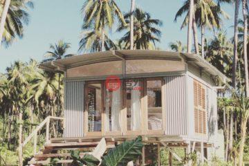 居外网在售瓦努阿图奥雷岛3卧4卫的房产总占地6173平方米AUD 750,000