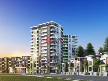 居外网在售加拿大2卧2卫新开发的新建房产CAD 1,038,800起