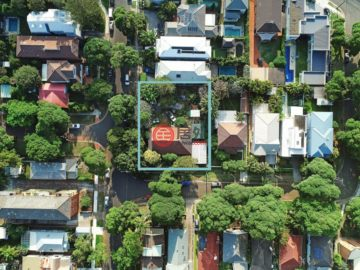 居外网在售澳大利亚Freshwater4卧2卫的房产总占地1005平方米AUD 4,600,000