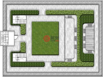 泰国Bangkok曼谷的新建房产,Phetchaburi, Huai Khwang, BangkokTotal,编号51475235
