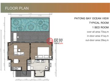 泰国普吉府普吉的新建房产,编号48683866