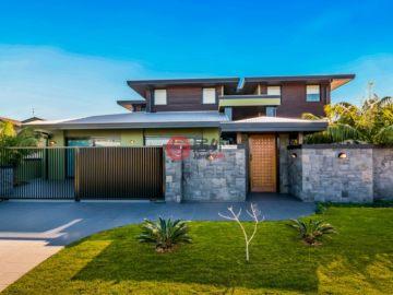 居外网在售澳大利亚4卧5卫特别设计建筑的房产总占地2182平方米AUD 5,200,000