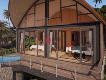 居外网在售泰国2卧1卫新开发的新建房产总占地70平方米THB 6,900,000起