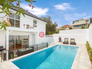 居外网在售澳大利亚4卧2卫局部整修过的房产总占地409平方米AUD 4,200,000