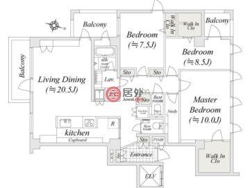 日本的房产,编号46207600