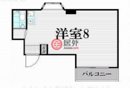 日本JapanTokyo的房产,板橋区仲町41-6,编号56512852