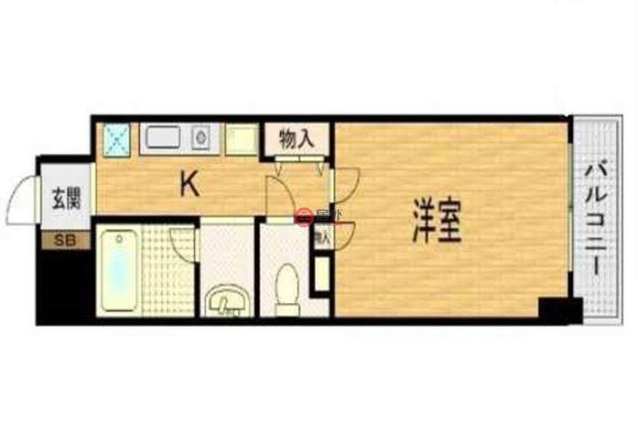 日本大阪府大阪市的房产,北区浮田1-4-13,编号43947452