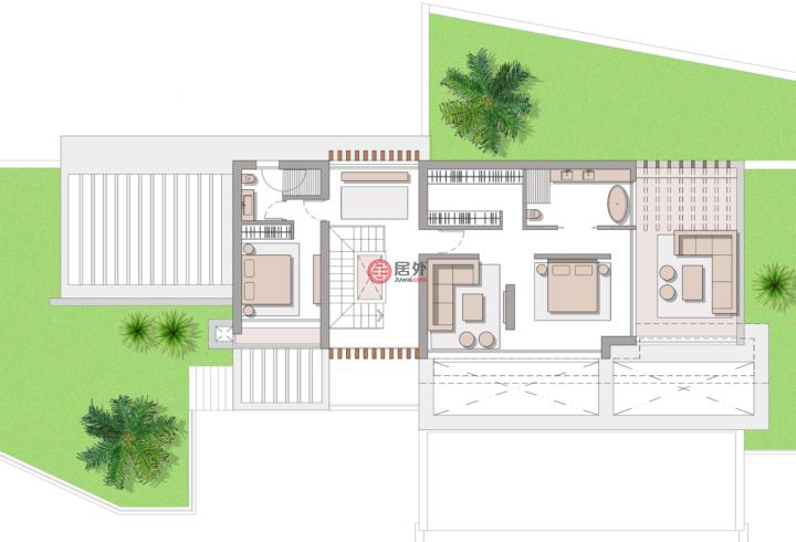 西班牙MálagaMarbella的房产,编号54998921