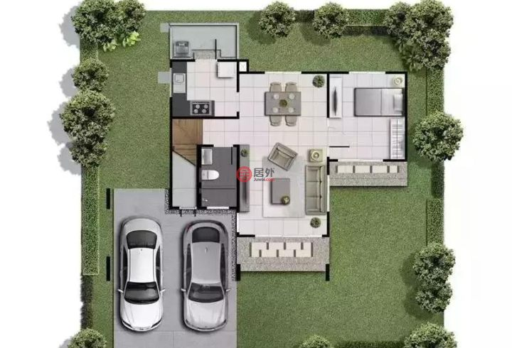 泰国清迈府清迈的房产,Outer Ring Road, Sanphisuea,编号46605768
