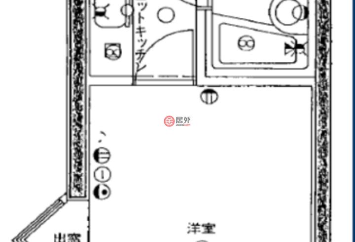 日本大阪府大阪市的房产,錦1丁目,编号51255404
