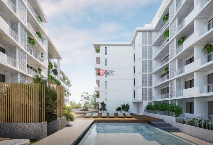 柬埔寨Siem Reap Province暹粒的新建房产,Plot 2314 Rose Apple Rd, Svay Dangkoum Village,编号54815829