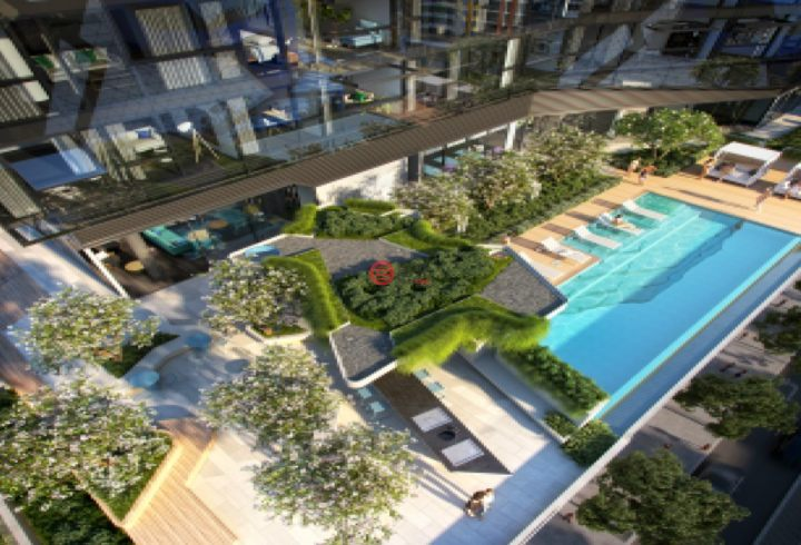 澳大利亚西澳大利亚州珀斯的新建房产,600 Wellington Street,编号54230448