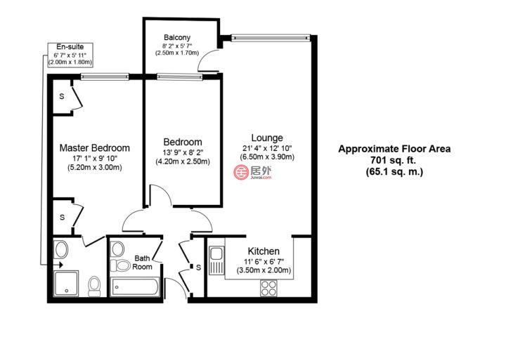 英国英格兰伦敦的房产,编号52085664