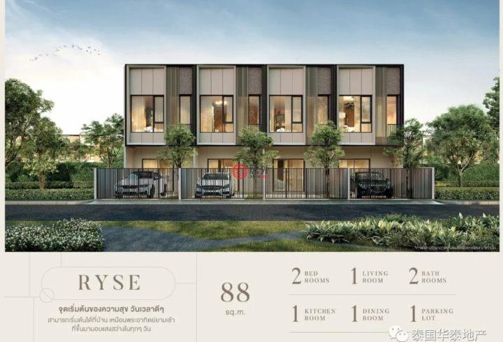 泰国Bangkok曼谷的房产,bang na ,编号57284628